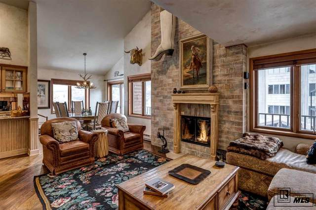 2420 Ski Trail Lane #615, Steamboat Springs, CO 80487 (#S160676) :: Compass Colorado Realty