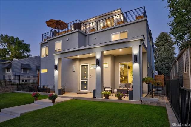 1560 S Fillmore Street, Denver, CO 80210 (#9077317) :: Mile High Luxury Real Estate