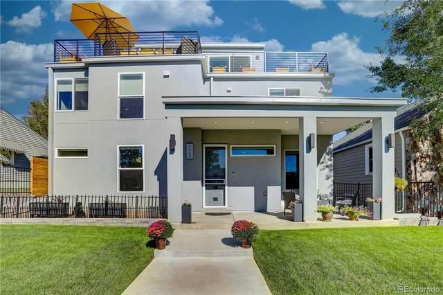 1560 S Fillmore Street, Denver, CO 80210 (#9077317) :: Briggs American Properties