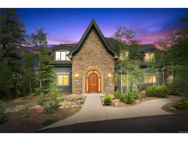 11406 Conifer Ridge Drive, Conifer, CO 80433 (MLS #1612433) :: 8z Real Estate