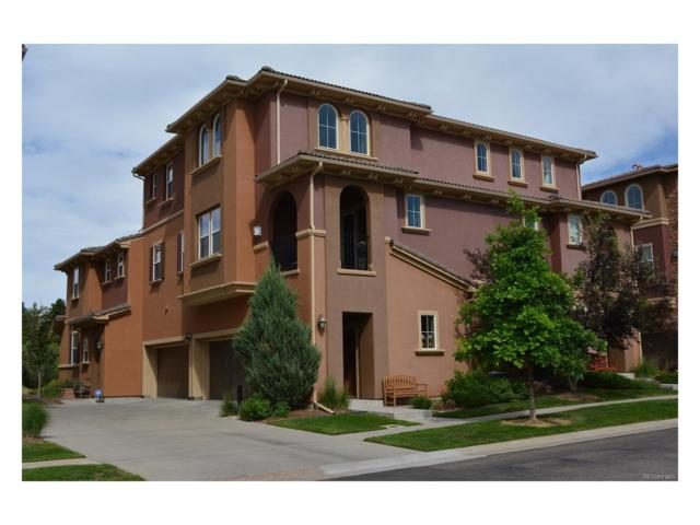 9386 Loggia Street B, Highlands Ranch, CO 80126 (MLS #1642179) :: 8z Real Estate
