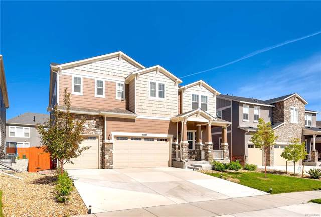 10207 Concordia Street, Parker, CO 80134 (#1705616) :: The DeGrood Team