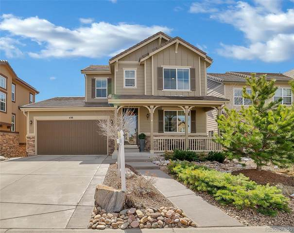 698 Tiger Lily Way, Highlands Ranch, CO 80126 (#1745209) :: The Peak Properties Group