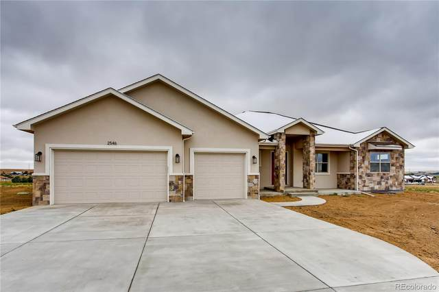 2546 Branding Iron Drive, Severance, CO 80524 (MLS #1850969) :: Kittle Real Estate