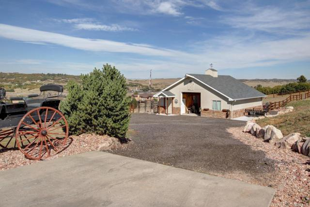322 Young Circle, Castle Rock, CO 80104 (MLS #2041662) :: Kittle Real Estate