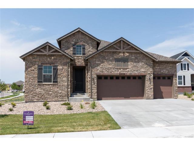 8455 S Biloxi Court, Aurora, CO 80016 (MLS #2195241) :: 8z Real Estate