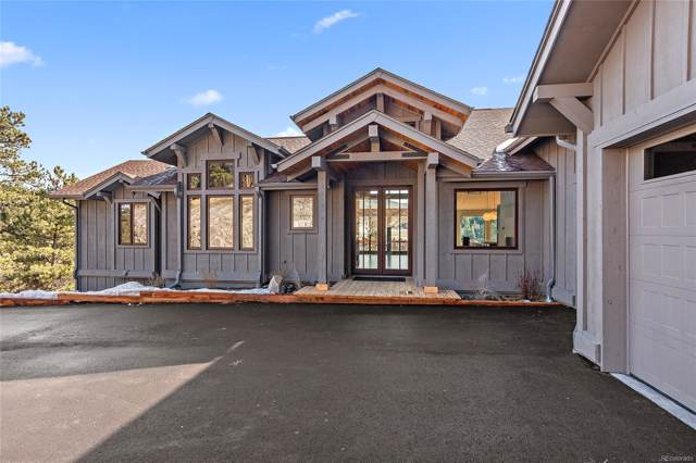 7368 Heiter Hill Drive, Evergreen, CO 80439 (#2246574) :: Berkshire Hathaway Elevated Living Real Estate