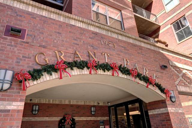1975 N Grant Street #710, Denver, CO 80203 (#2302428) :: Realty ONE Group Five Star