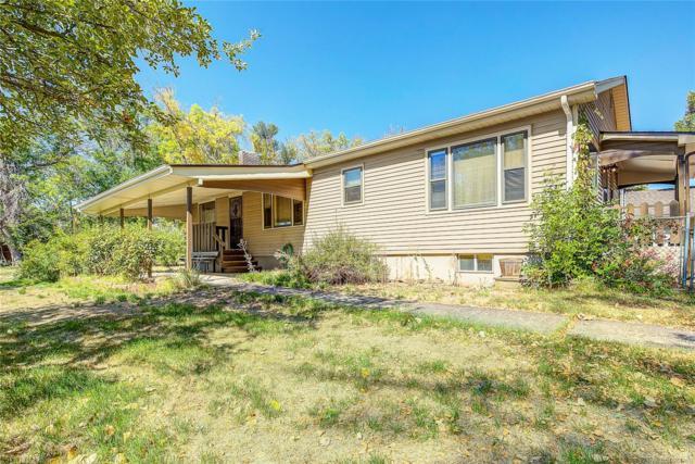 9000 W 64th Avenue, Arvada, CO 80004 (#2354315) :: Wisdom Real Estate