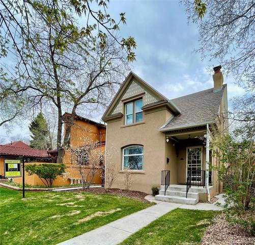 906 E 5th Avenue, Denver, CO 80218 (MLS #2372116) :: Stephanie Kolesar