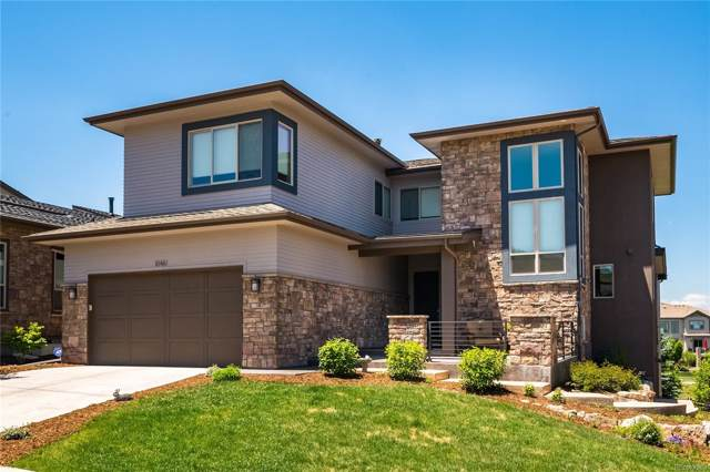 10461 N Sky Drive, Lone Tree, CO 80124 (#2398057) :: The HomeSmiths Team - Keller Williams