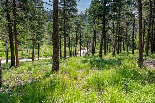 515 Old Mans Camp Trail, Manitou Springs, CO 80829 (#2592261) :: iHomes Colorado