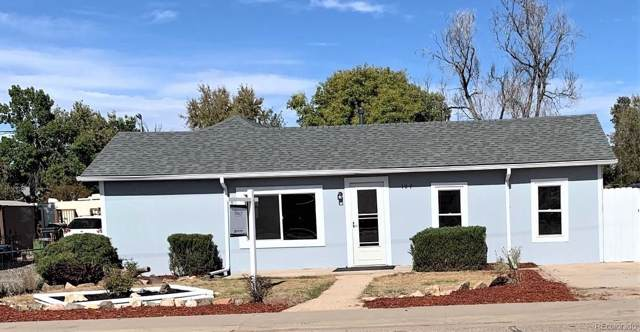 107 4th Street, Gilcrest, CO 80623 (MLS #2634505) :: 8z Real Estate