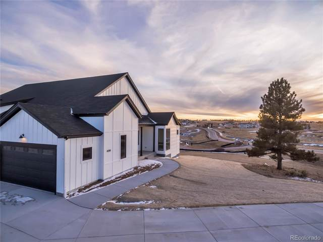 8208 Merryvale Trail, Parker, CO 80138 (#2695786) :: The Gilbert Group