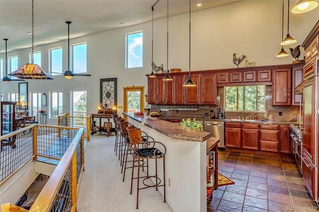 19701 Cypress Drive, Morrison, CO 80465 (MLS #2873975) :: 8z Real Estate