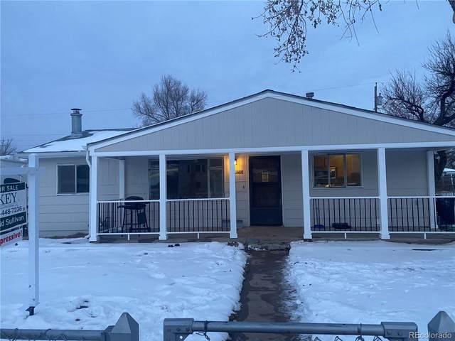 4050 S Hazel Court, Englewood, CO 80110 (#2906971) :: Venterra Real Estate LLC