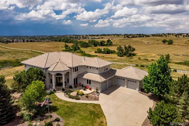 9659 Blanketflower Lane, Parker, CO 80138 (MLS #2969143) :: 8z Real Estate
