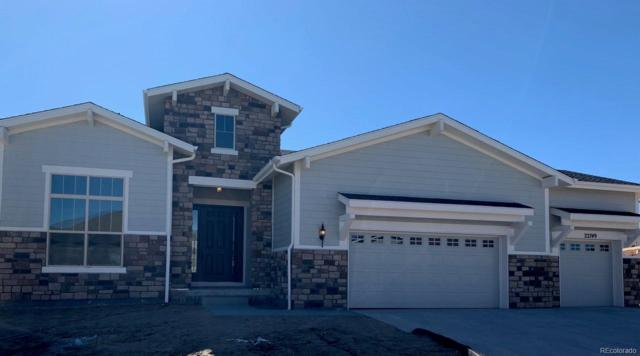 22749 E Eads Circle, Aurora, CO 80016 (#3035543) :: Bring Home Denver with Keller Williams Downtown Realty LLC