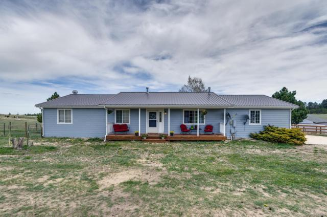 10326 County Road 110, Kiowa, CO 80117 (MLS #3064305) :: 8z Real Estate