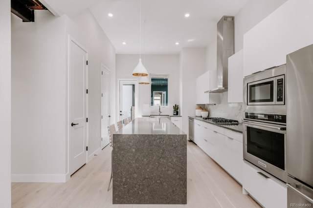 5125 W 29th Avenue #3, Denver, CO 80212 (MLS #3064400) :: 8z Real Estate