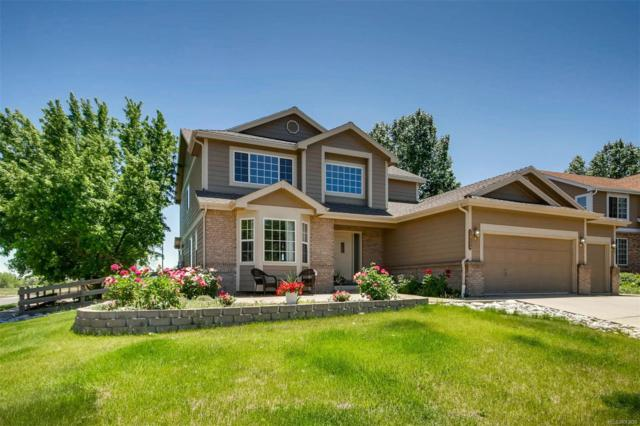 16700 W 60th Drive, Arvada, CO 80403 (#3417355) :: Wisdom Real Estate