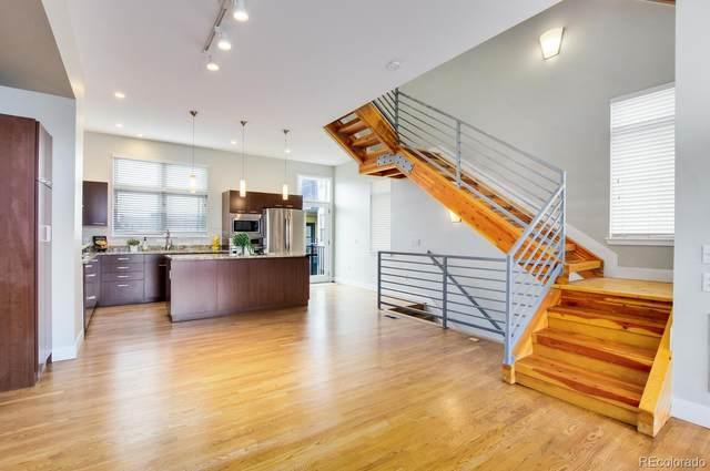 2551 Larimer Street, Denver, CO 80205 (#3424780) :: Bring Home Denver with Keller Williams Downtown Realty LLC