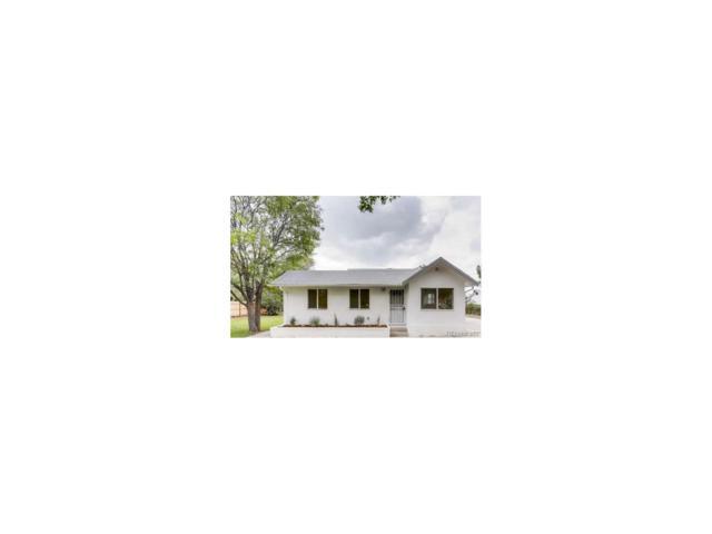 1481 S Irving Street, Denver, CO 80219 (MLS #3605093) :: 8z Real Estate