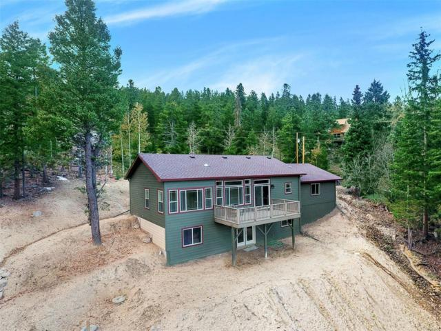 1031 Lodgepole Drive, Evergreen, CO 80439 (#3608834) :: The DeGrood Team