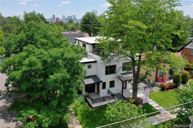 2350 Irving Street, Denver, CO 80211 (MLS #3667101) :: 8z Real Estate