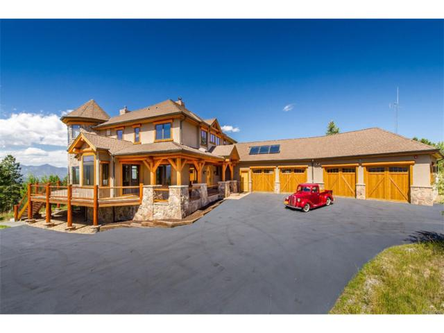 26214 Grand Summit Trail, Evergreen, CO 80439 (MLS #3668845) :: 8z Real Estate