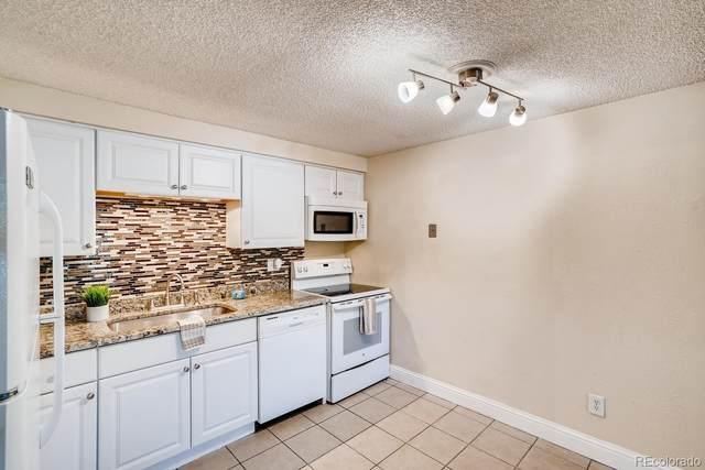 1302 S Parker Road #137, Denver, CO 80231 (#3779657) :: Real Estate Professionals