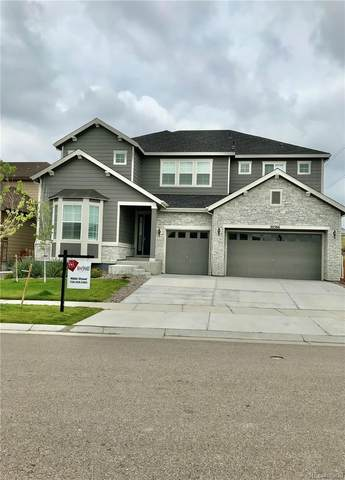 20366 Terrace View Drive, Parker, CO 80134 (#3838023) :: The HomeSmiths Team - Keller Williams