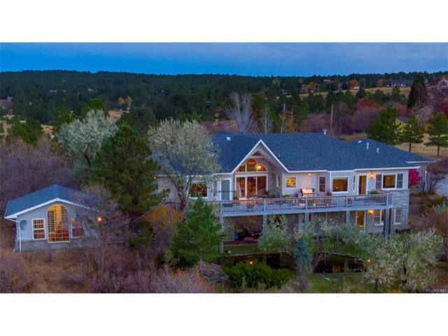 6886 N Village Road, Parker, CO 80134 (MLS #3839570) :: 8z Real Estate