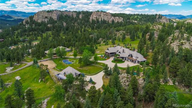6917 Timbers Drive, Evergreen, CO 80439 (MLS #3900361) :: Bliss Realty Group