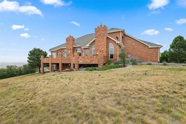 1401 Colt Circle, Castle Rock, CO 80109 (#3924508) :: My Home Team
