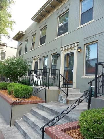 1224 E 14th Avenue, Denver, CO 80218 (MLS #3962912) :: Bliss Realty Group