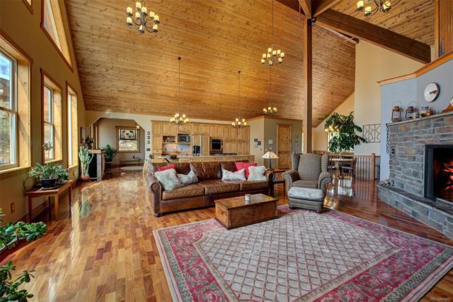 32363 San Luis Peak Trail, Pine, CO 80470 (#4130370) :: The Heyl Group at Keller Williams