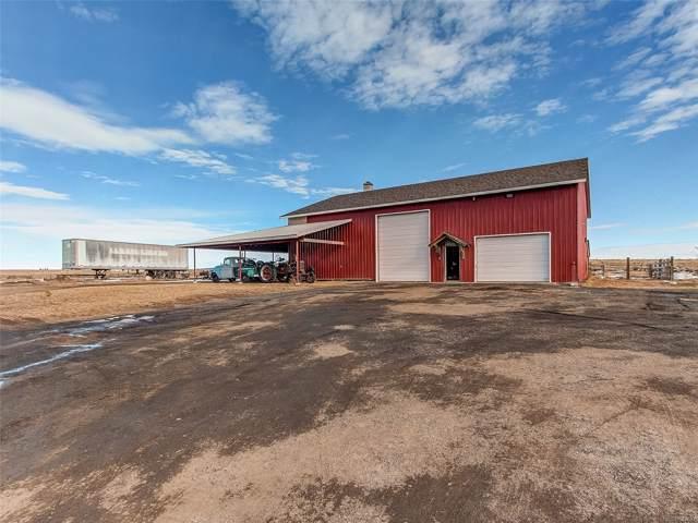 38245 County Road 29, Elizabeth, CO 80107 (MLS #4225383) :: Bliss Realty Group