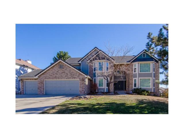 8 Golden Aster, Littleton, CO 80127 (MLS #4410060) :: 8z Real Estate