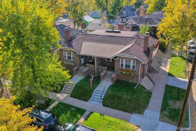 1705 S Ogden Street, Denver, CO 80210 (#4421205) :: Real Estate Professionals