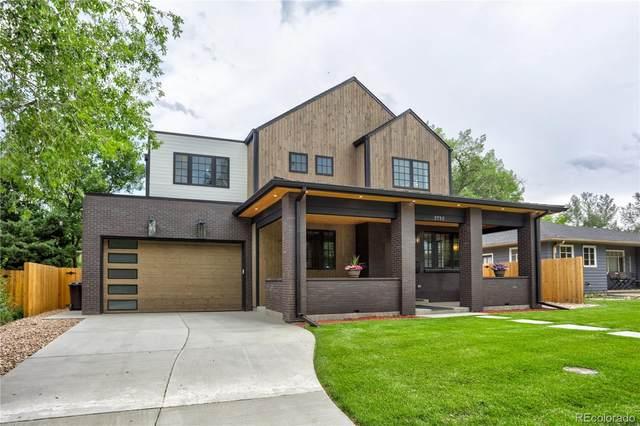 2732 S Jackson Street, Denver, CO 80210 (#4436179) :: Venterra Real Estate LLC