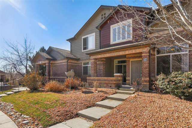 6490 Silver Mesa Drive C, Highlands Ranch, CO 80130 (#4438349) :: The Margolis Team