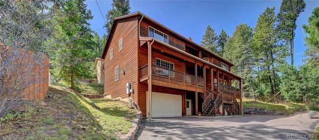 26490 Mowbray Court A, Kittredge, CO 80457 (MLS #4601859) :: 8z Real Estate