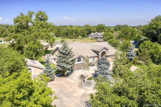 5503 S University Boulevard, Greenwood Village, CO 80121 (MLS #4634191) :: 8z Real Estate