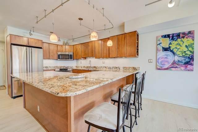 1551 Larimer Street #2305, Denver, CO 80202 (MLS #4719684) :: 8z Real Estate
