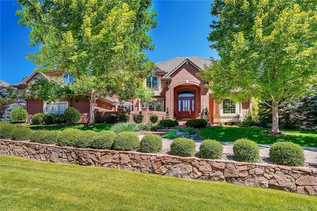 7135 S Polo Ridge Drive, Littleton, CO 80128 (MLS #4888692) :: 8z Real Estate