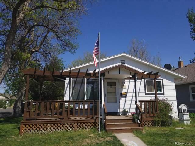 523 Clifton Street, Brush, CO 80723 (MLS #5050860) :: 8z Real Estate
