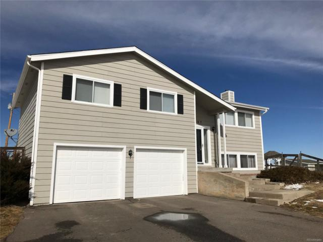 41597 Ricki Drive, Parker, CO 80138 (#5215715) :: The Peak Properties Group