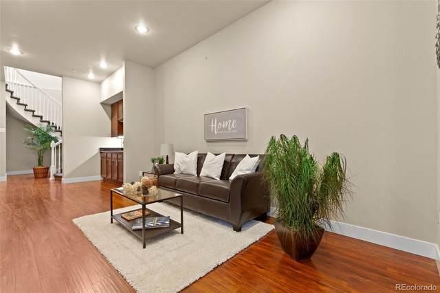 1488 Madison Street #509, Denver, CO 80206 (#5233071) :: Berkshire Hathaway HomeServices Innovative Real Estate