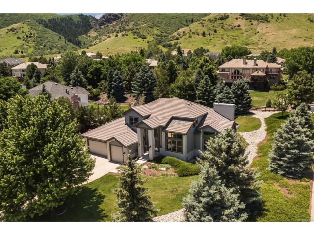 1 White Fir Court, Littleton, CO 80127 (MLS #5236313) :: 8z Real Estate